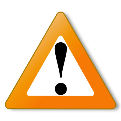 File:Ambox warning orange.png