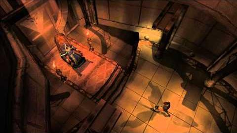 Resident Evil 4 all cutscenes - Chapter 4-1 ending