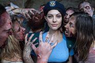 Julia Voth as Jill Valentine 22