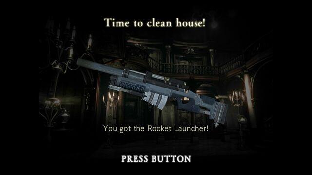 File:Rocket Launcher (RE1 infinite).jpg