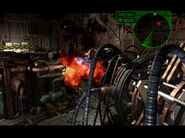 Rail cannon 1st shot