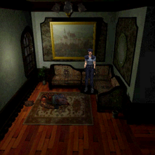 Jill finds Kenneth without his legs.
