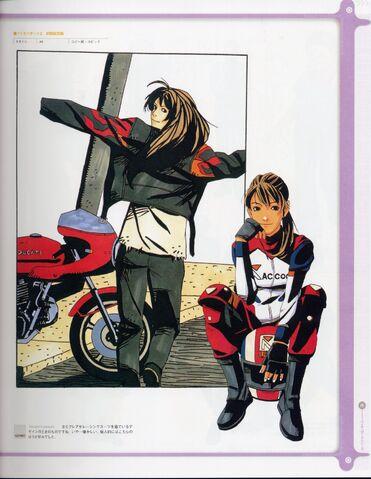File:CAPCOM design WORKS art book - Chapter 01 - bio hazard-series - Page 29.jpg