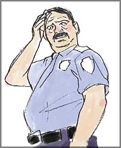 File:BIO HAZARD - RPD officer illustration - 03 illust1.jpg