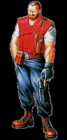 File:Resident Evil - Barry Burton alpha.png