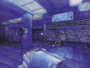 The PlayStation no36 - Lobby concept artwork 01