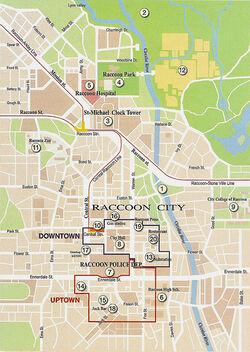 Raccoon City