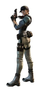 Jill Valentine RE Operation Raccoon City