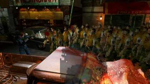 RE2 Mod Zombies!!!