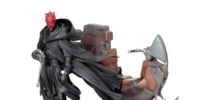 Gentle Giant Darth Maul with Bloodfin FS