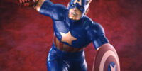 Bowen Designs Captain America Bronze FS