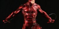 Bowen Designs Daredevil Gargoyle Red FS