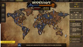 Global Resistance Map