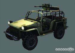 Lynx jeep