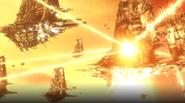 Destruction of the Chimeran Fleet