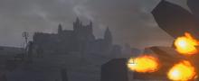 Maquis Fortress far distance
