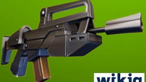 Respawnables - Assault Rifle