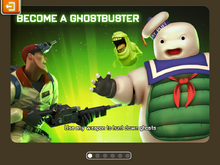 Become A Ghostbuster