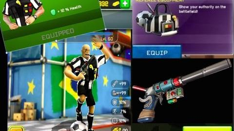 The Respawnables Referee Equipment with Zapper Gameplay!