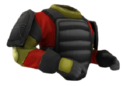 Anti-Explosive Vest cutted