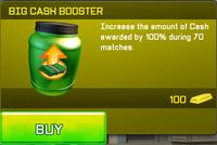 Big Cash Booster