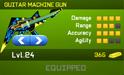 Guitar Machine Gun