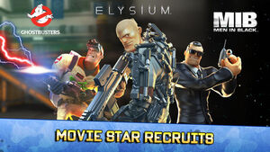 Movie Star Recruits