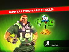 Ectoplasm-Gold Converter