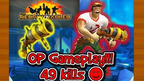 The Respawnables! Big Kaboom OP GamePlay!! Getting 49 kills!!!