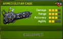 Armed Guitar Case