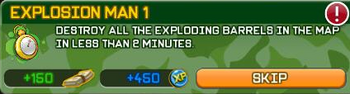 Explosion Man 1