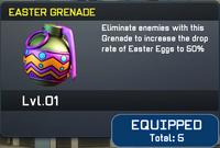 Easter Grenade View