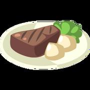 Grilled Rump Steak