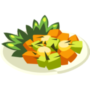 Savoury Fruit Salad