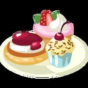 Tea Cakes Selection