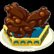 Chocolate Toads