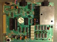 Coleco revH2-1 board top
