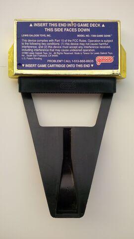 File:Game Genie Nintendo Entertainment System underside.jpg