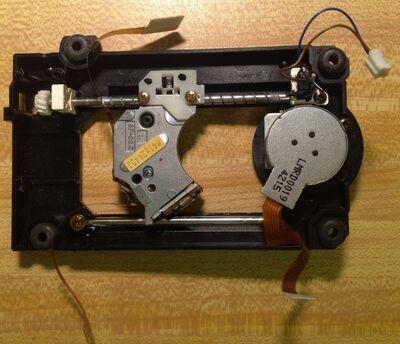 3DO FZ10 laser repair 3