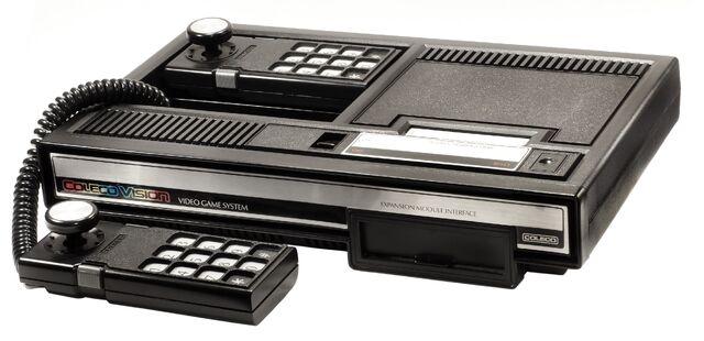 File:ColecoVision console.jpg