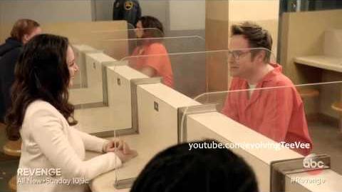 """Revenge 3x18 Sneak Peek 1 """"Blood"""" Victoria Visits Mason in Prison (HD)"""