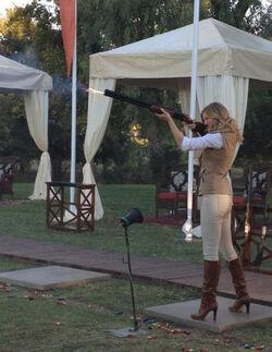 Emily Thorne shooting