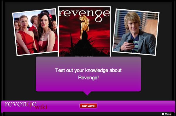 Revenge quiz