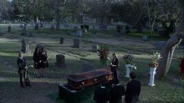 Burial of Amanda Clarke