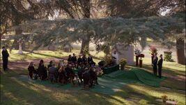 Daniel Grayson's Funeral
