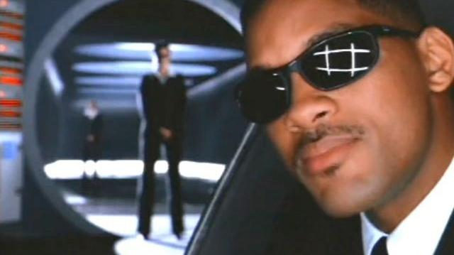 Men In Black Music Video, Will Smith (director copy)