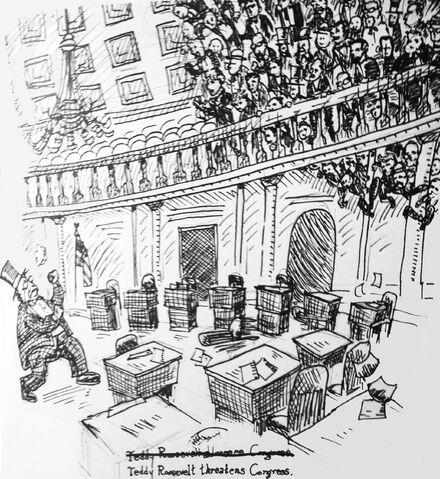 File:Teddy Roosevelt Threatens Congress.jpg