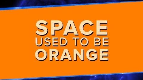 Space Used to Be Orange!! Space Time PBS Digital Studios