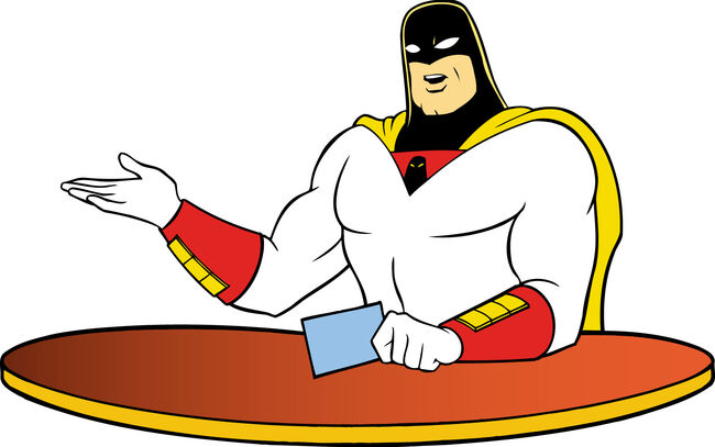 Space Ghost (1)