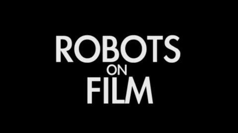 SUPERCUT Robots on Film
